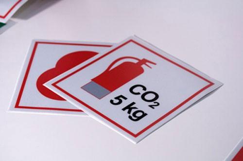 Seetüchtige Sticker